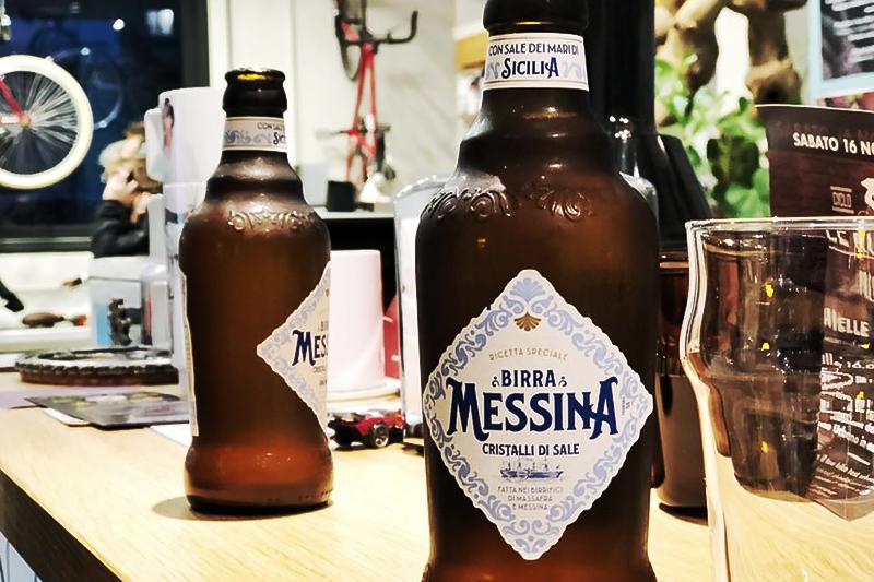 bici e birra fresca